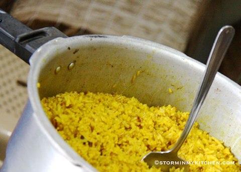 turmeric-rice