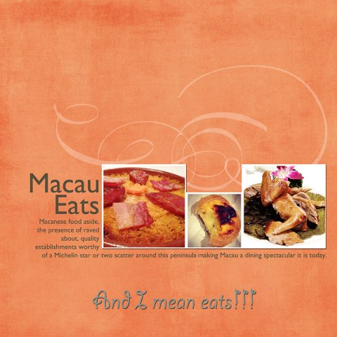 Macau-eats