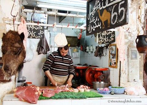 camel-meat