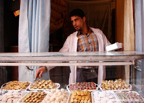 pastry-stall