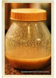 Honey-Cider-Vinaigrette