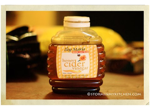 honey-cider-vinegar