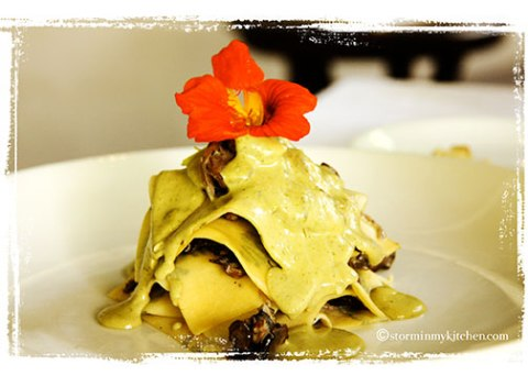 Open-Mushroom-Ravioli