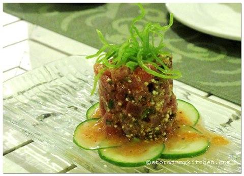 Suay-tuna-tartar