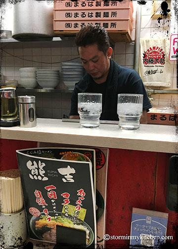 Kumakichi-Ramen-Chef