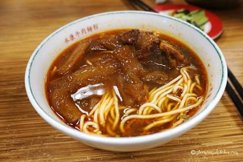 Yongkang-Beef-Noodle-Soup